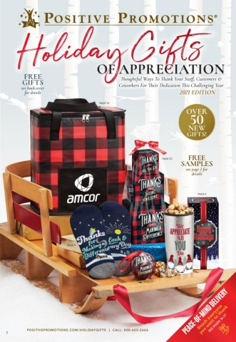 Employee Appreciation Holiday Gifts
