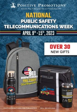 Public Safety Telecommunicators Gifts