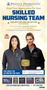 Holiday Gifts for your Skilled Nursing Team. Skilled Nursing Team Apparel Gifts