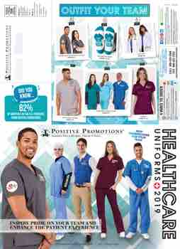 Healthcare Uniforms. Scrubs