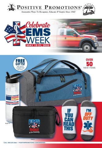 EMS Recognition Gifts