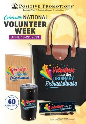 Welcome Back Volunteers Appreciation Gifts