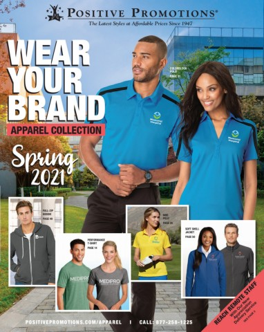 Promotional Apparel. Summer Edition