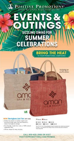 Events & Outings. Outdoor & Leisure promotional items