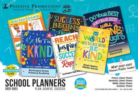 Academic Planners 2020-2021