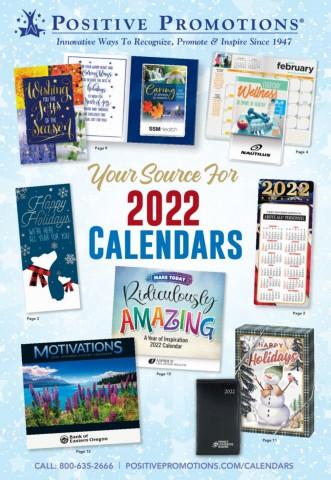 Promotional Greeting Card Calendars
