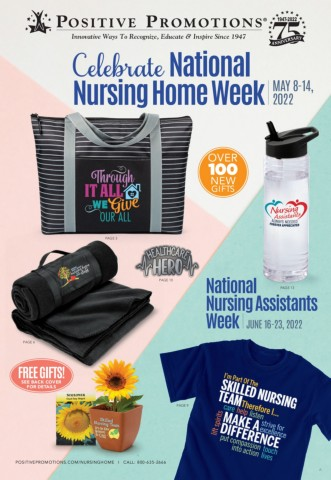 Nursing Home Staff Recognition Gifts