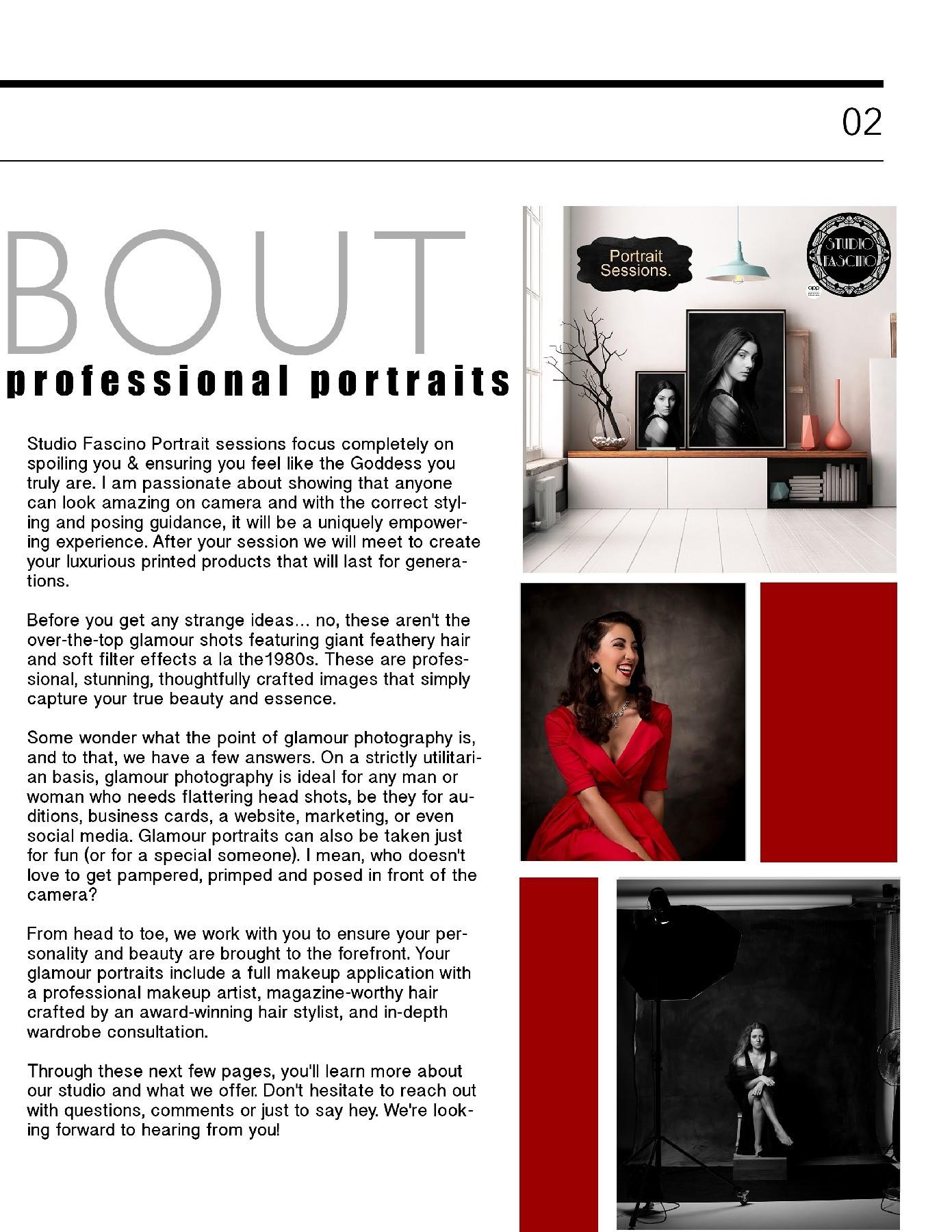 The Portrait Magazine PDF V1 1