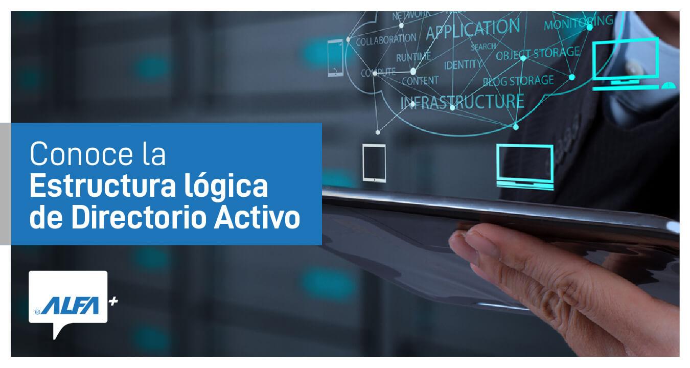 Estructura lógica de Directorio Activo