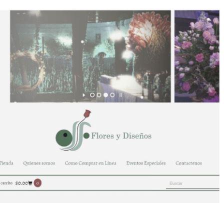 Flores y Diseños, la empresa familiar que ha innovado con su tienda virtual