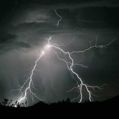 Recomendaciones para tormentas eléctricas
