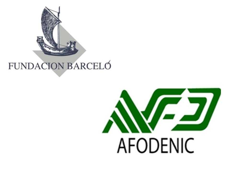 Convenio de Colaboración Fundación Barceló - AFODENIC