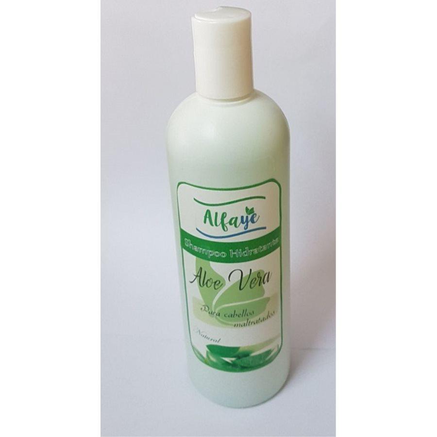 shampoo de aloe vera 500 ml