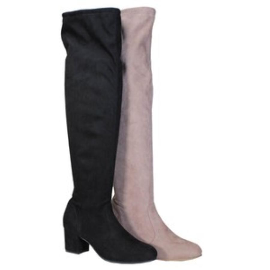 *** Nuevo estilo *** Botas altas a la rodilla, calzado cómodo y suaves