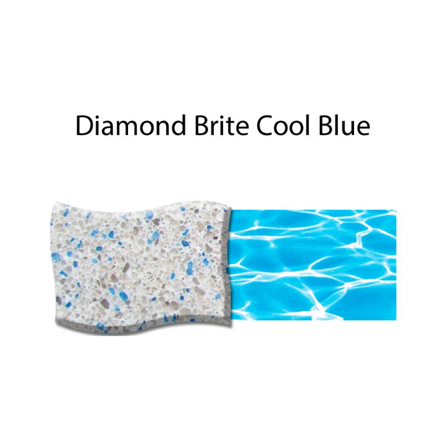 Diamond brite cool blue 80 libra