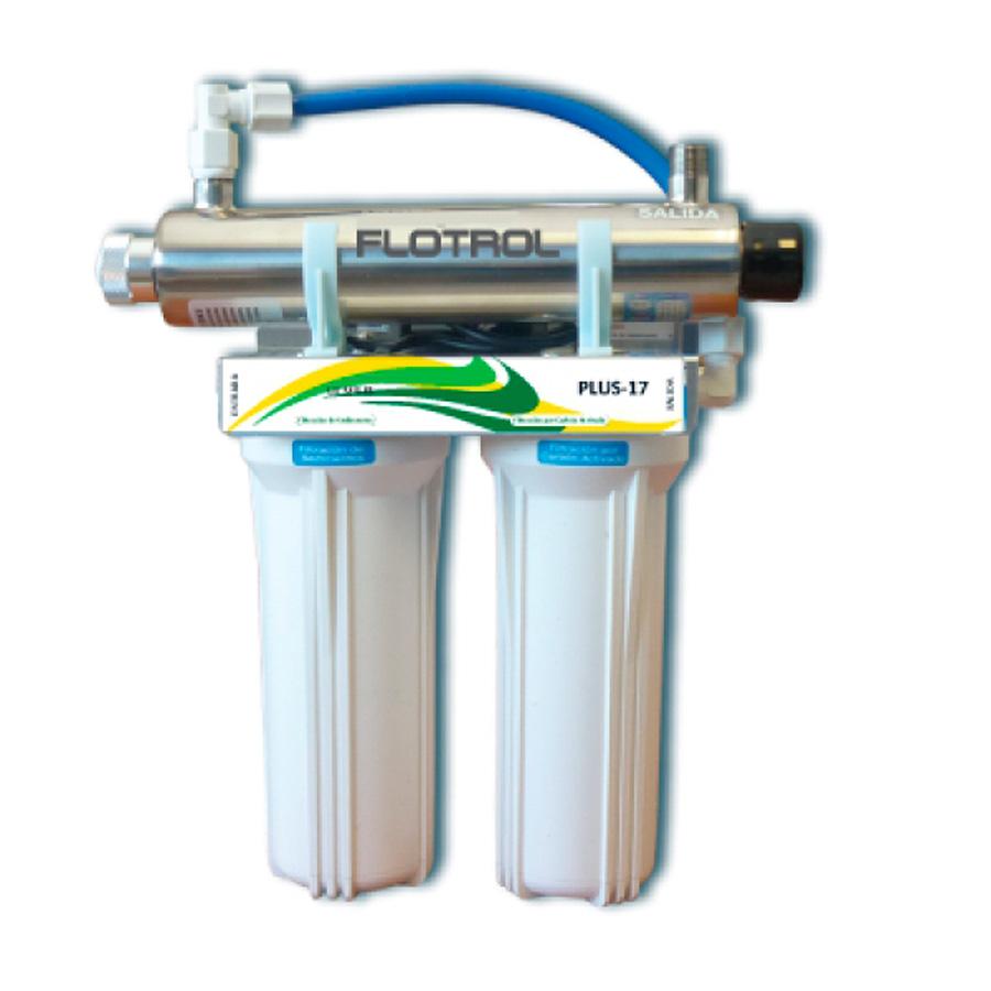 Purificador de agua flotrol plus-1