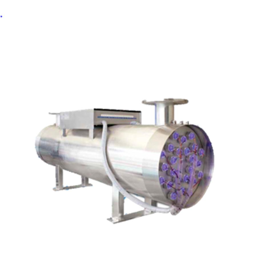 Purificadores de agua por medio de luz ultravioleta
