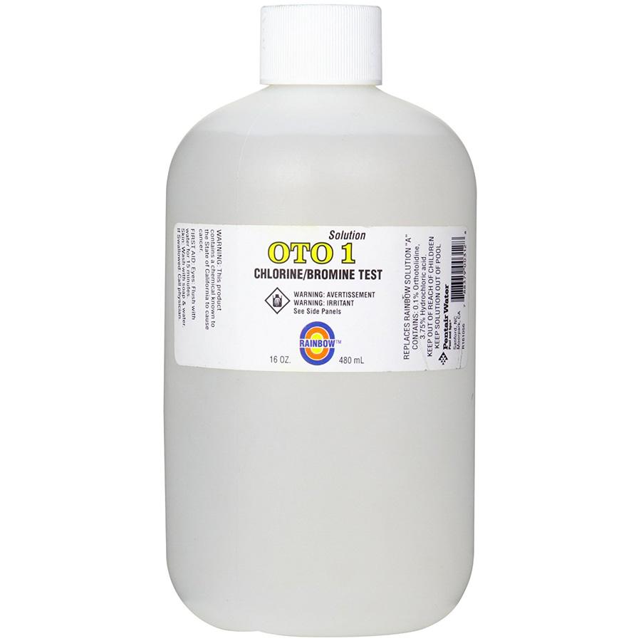 Chlorine / bromine tes