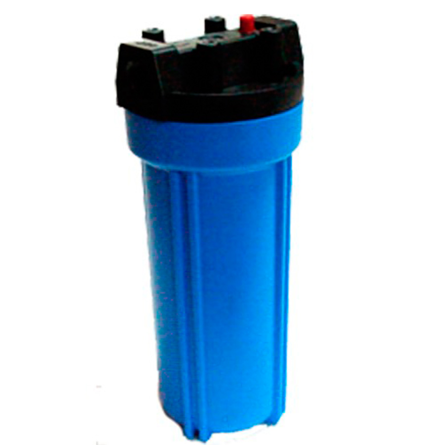 Pc hydronix 1/2'' #10 azul/tap/ngr s/