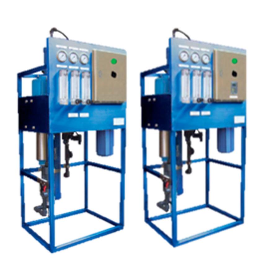 Equipos de osmosis inversa serie ie hr versiones std (f-r1ehs