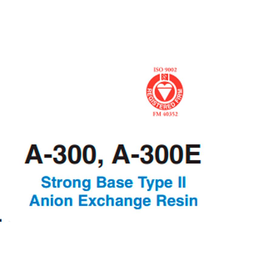 Resina anionica purolite a-300 | a-300