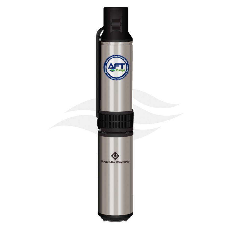 Bomba sumergible aft 1/2 hp shco1-dc250-