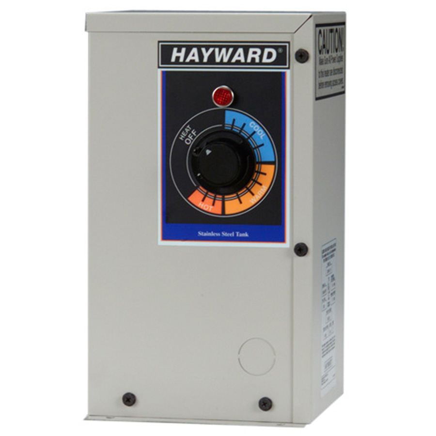 Calentador hayward jacuzz