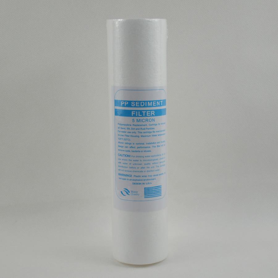 Cartuchos de polipropileno 20b-10