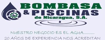 Logo Bombasa & Piscinas