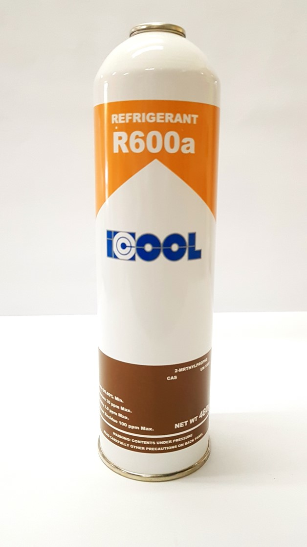 ISOBUTANO R600A-CAN