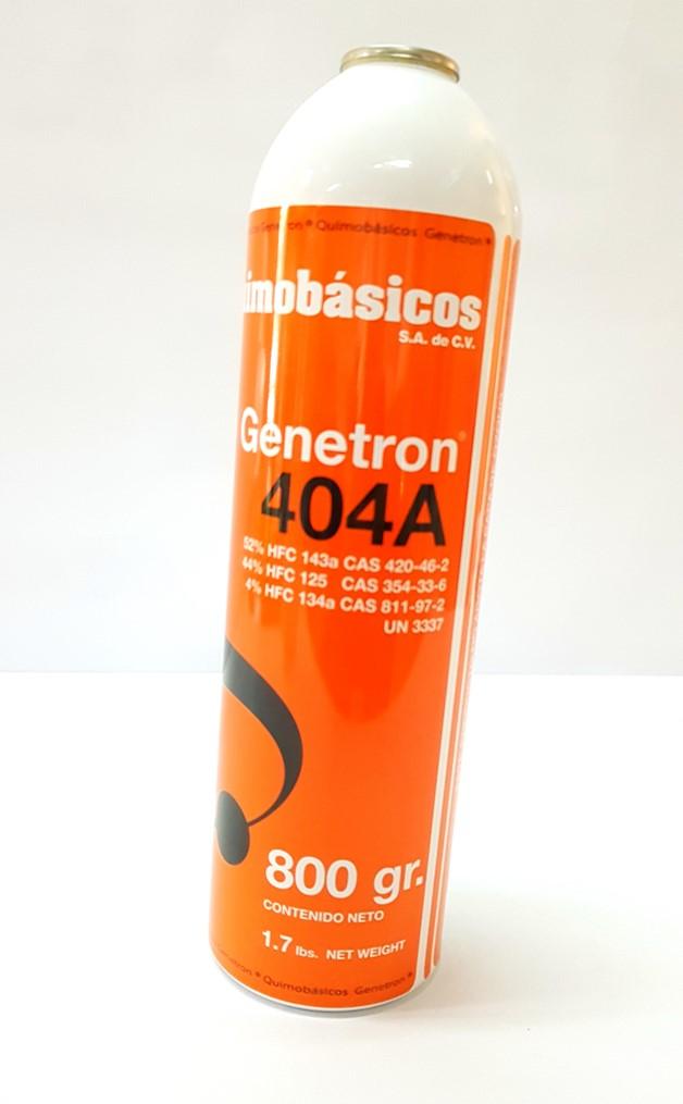 GENETRON R-404A LATA (0.8KG)