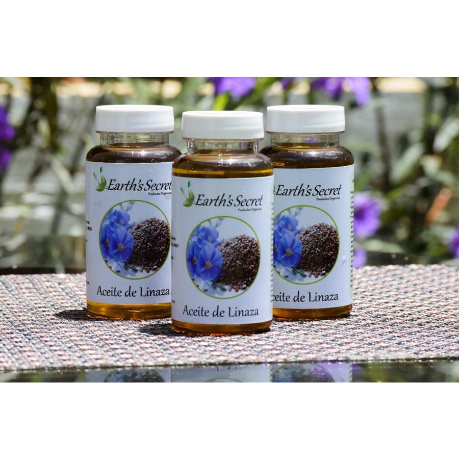 Aceite de semilla de linaz
