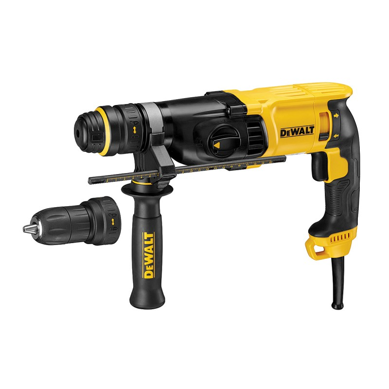 "ROTOMARTILLO SDS PLUS 1/2"" 800W D25134K-B3 DEWALT"