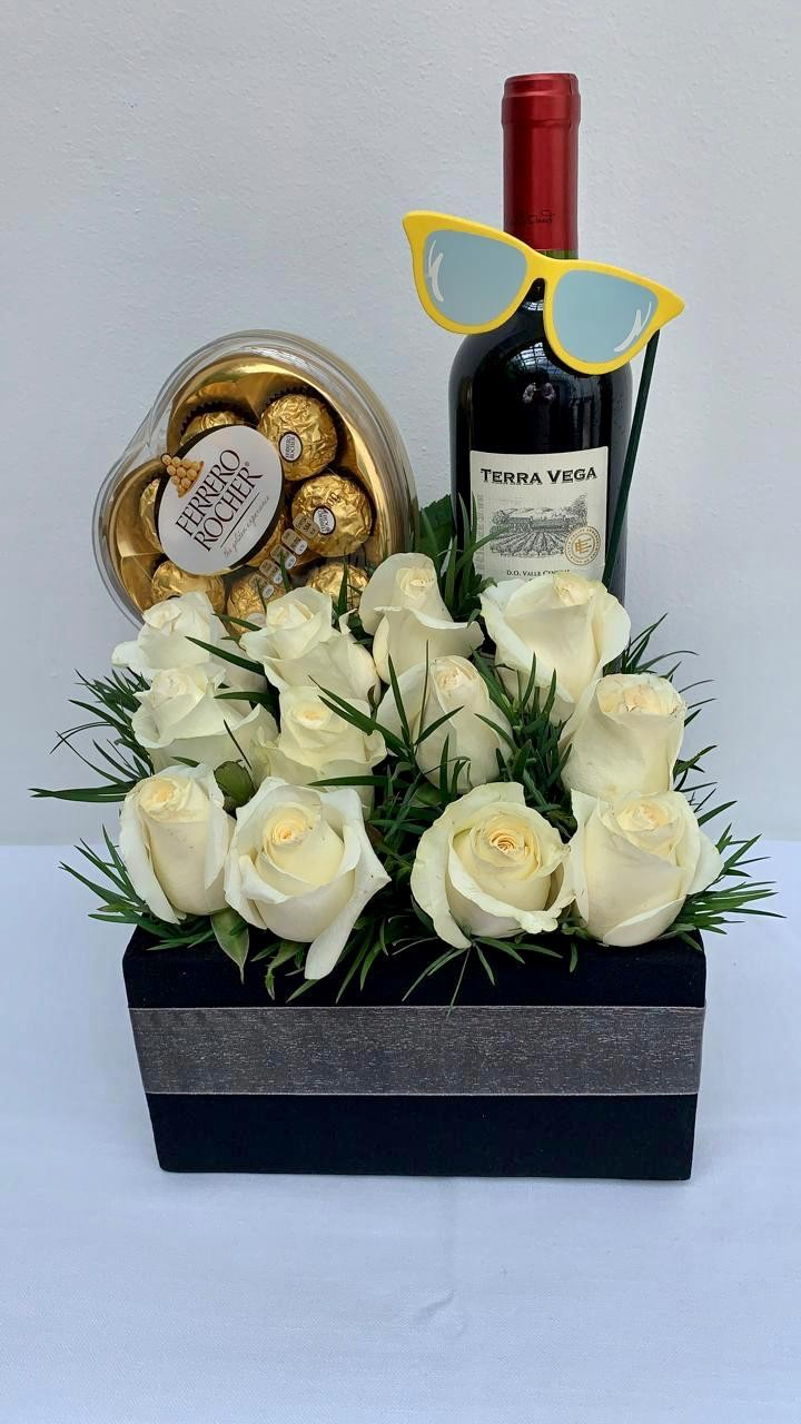 Flower box Sensations