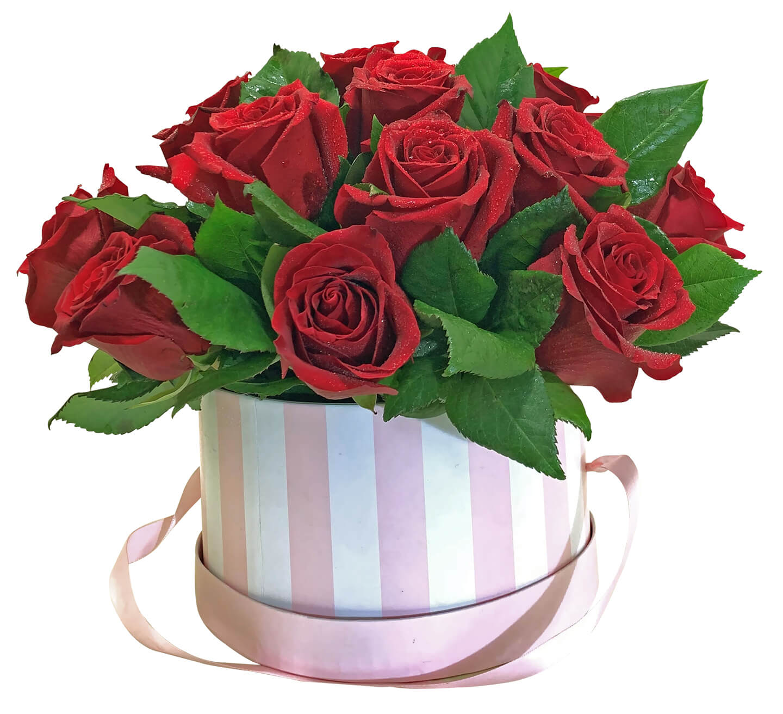 24 Flower Bouquet box