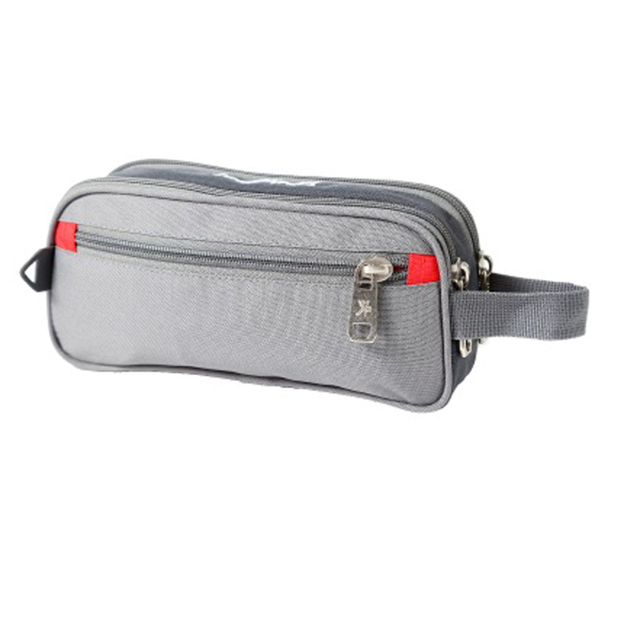 CARTUCHERA TOPDRAWER KONGUR GRAY TD004701