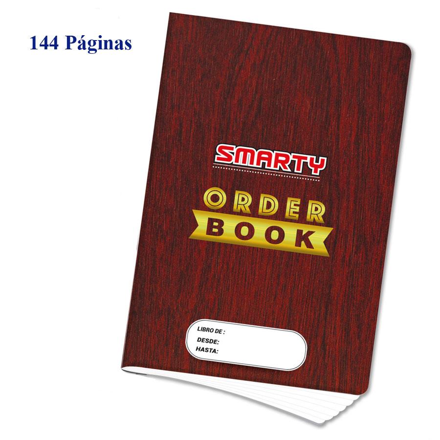 CUAD SMARTY ORDER BOOK 1-144