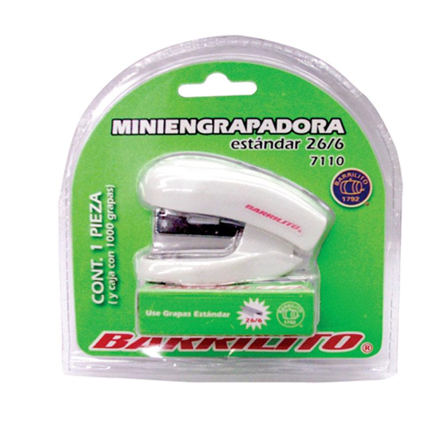 MINIENGRAPADORA BARRILITO 20H 7110 BL