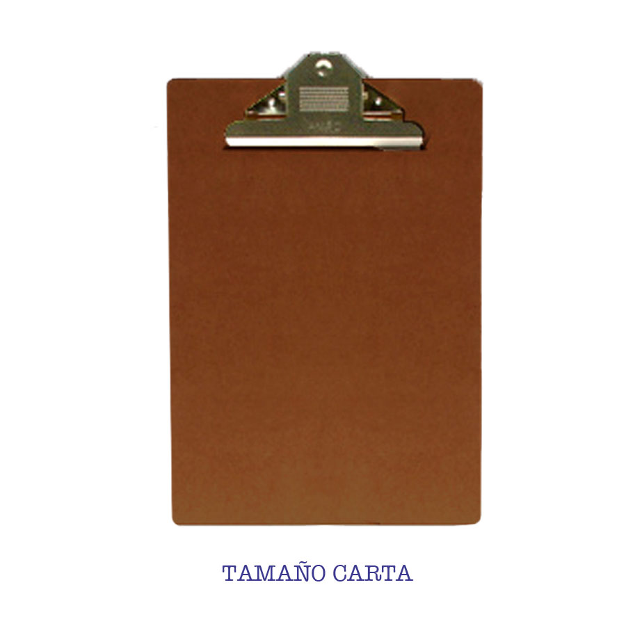 TABLERO AMPO CON CLAMP T-CARTA