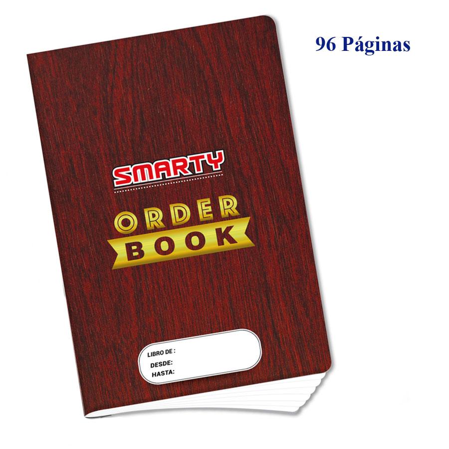 CUAD SMARTY ORDER BOOK 2-96