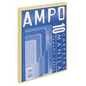 FOLDER AMPO MANILA T/CARTA PQ-10UD