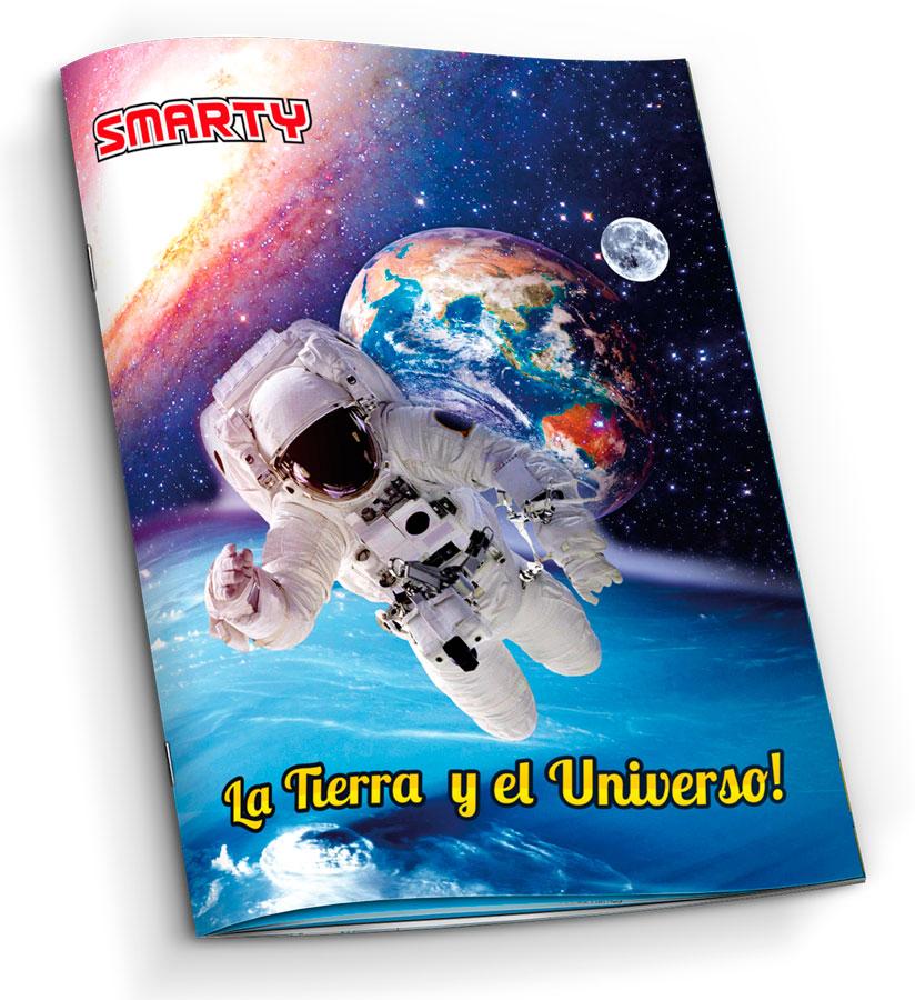 BLOCK SMARTY LA TIERRA Y EL UNIVERSO