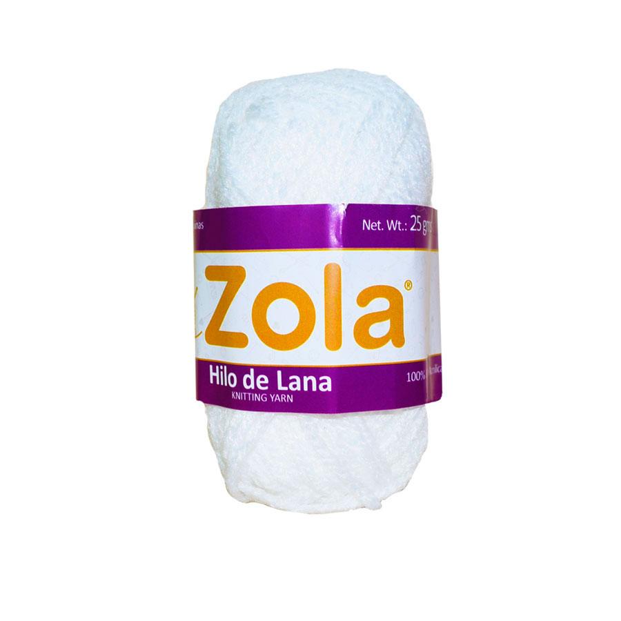 LANA ZOLA P-MANUALIDAD BL 7A018-KY-25G-WH