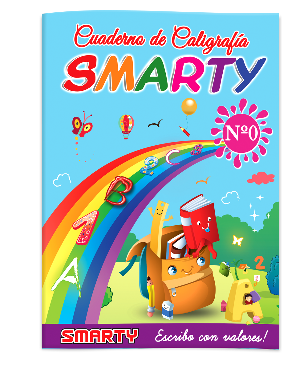LIBRO CALIGRAFIA SMARTY N0