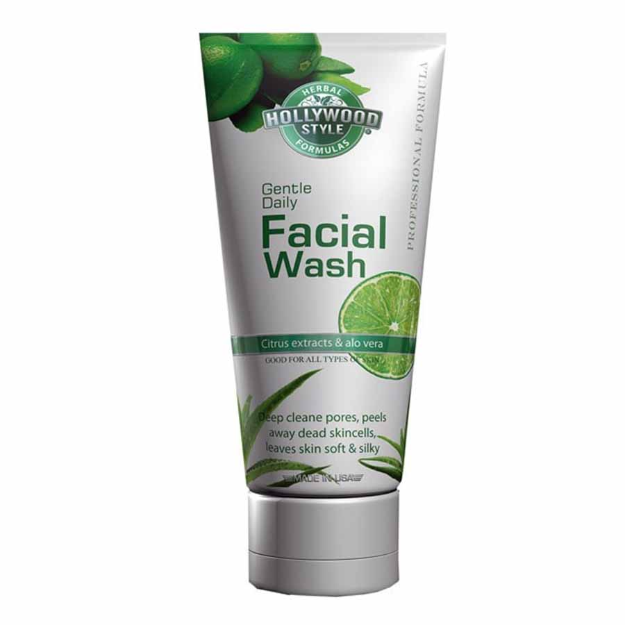 Gentle Daily Facial Wash