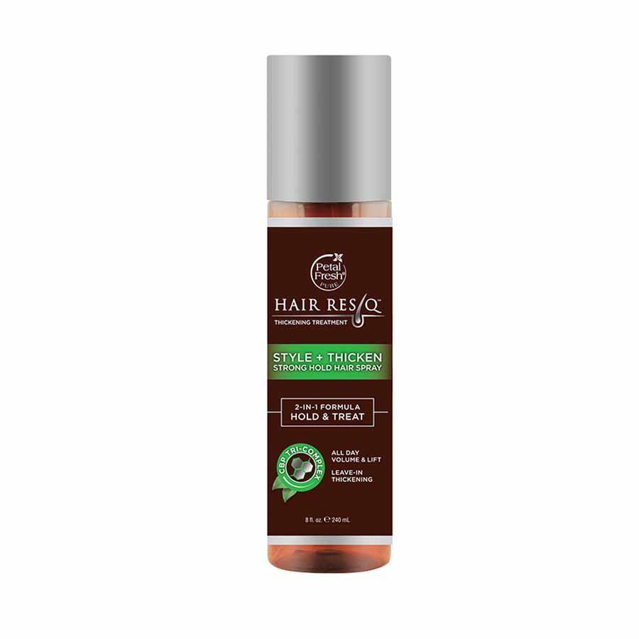Style + Thicken Strong Hold Hair Spray