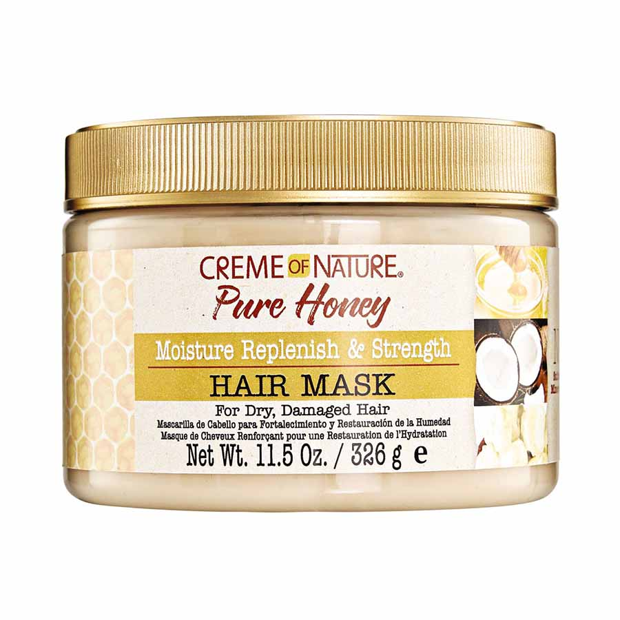 Moisture Replenish & Strength Hair Mask