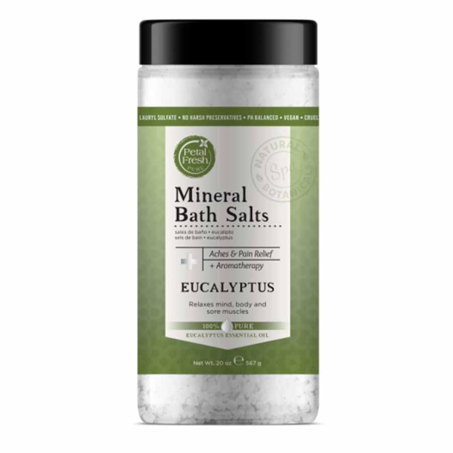 Mineral Bath Salts Eucalyptus