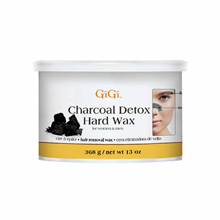 CHARCOAL DETOX HARD WAX