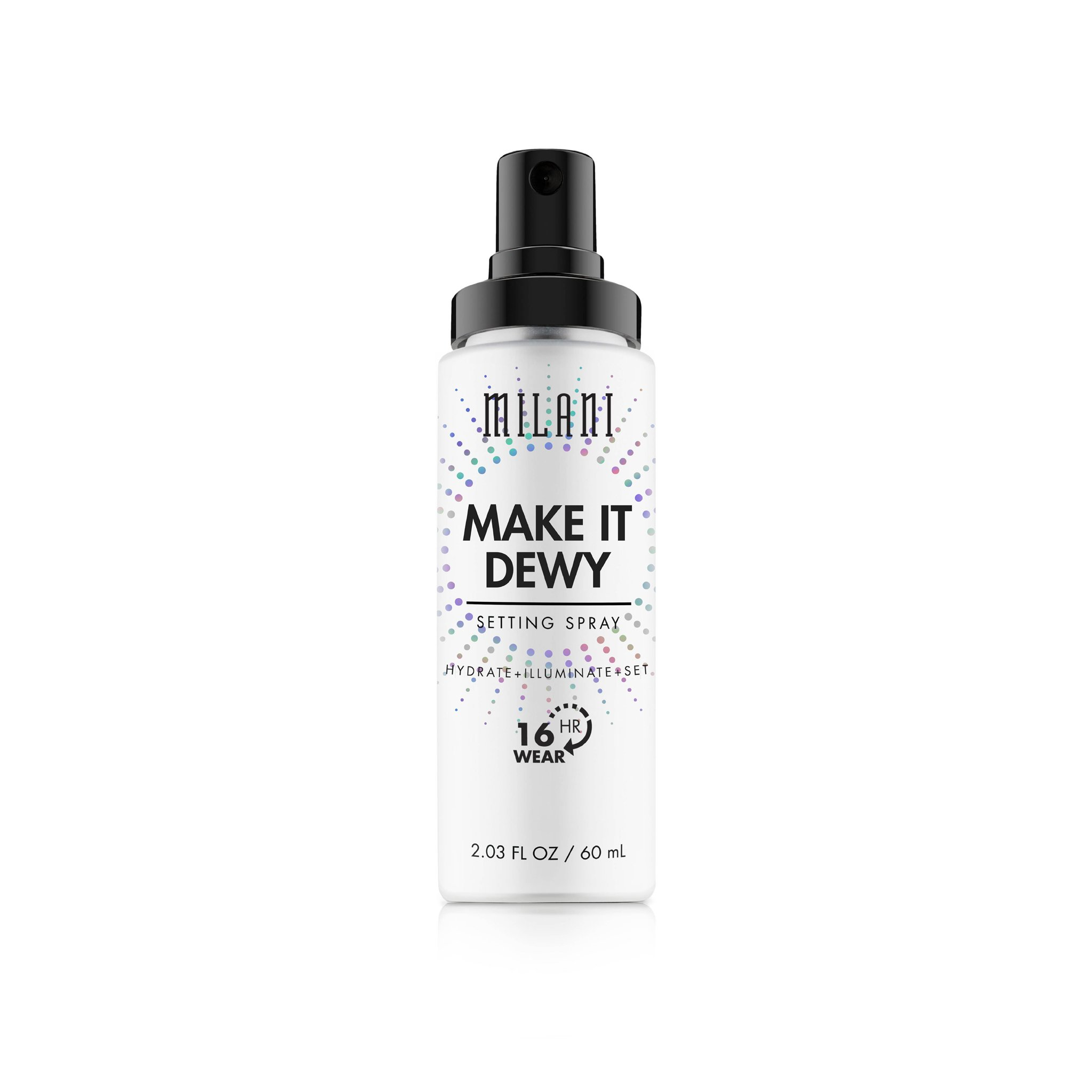 MAKE IT DEWY 3 IN 1 SETTING SPRAY HYDRATE  ILLUMINATE SET #04